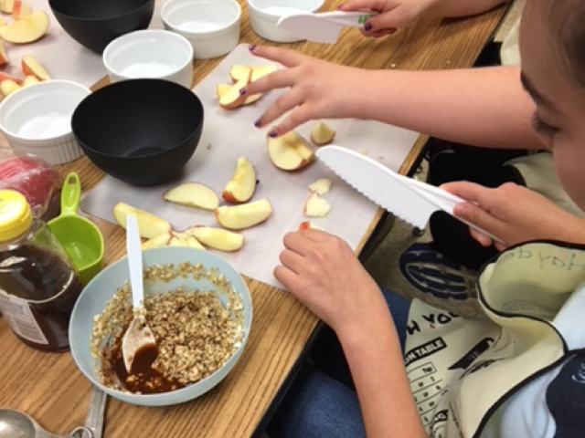 Students participate in extension activities
