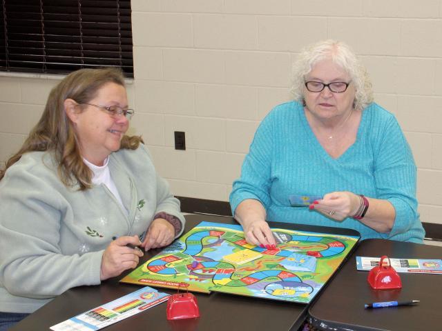 Women learn signs of alzheimer's disease
