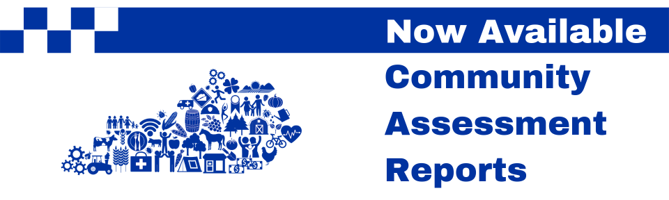 Now Available Community Assessment Reports