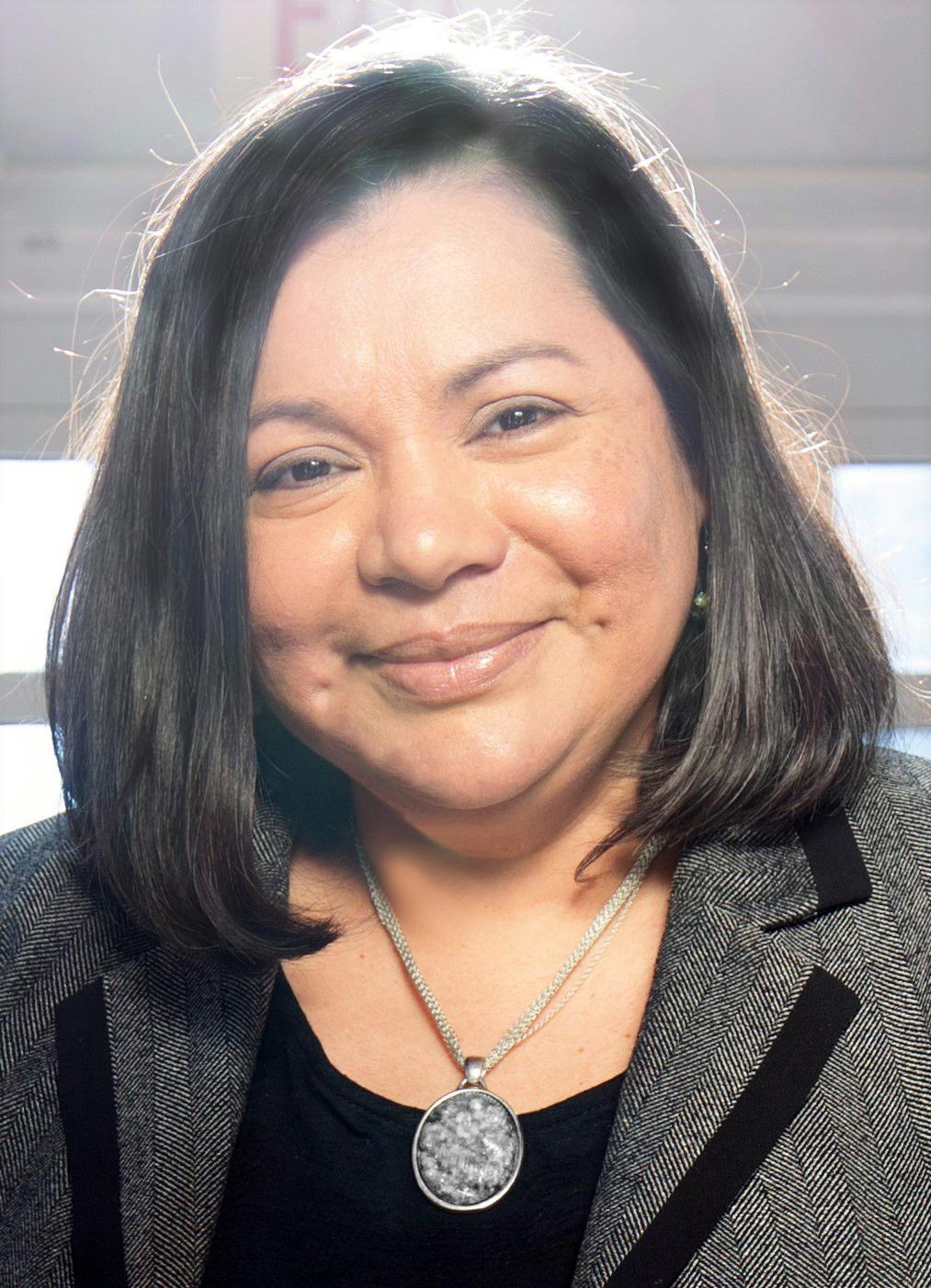 Picture of Nancy Calix, candidate for Central Region and current Assistant Extension Administrator for County Operations with Kentucky State University